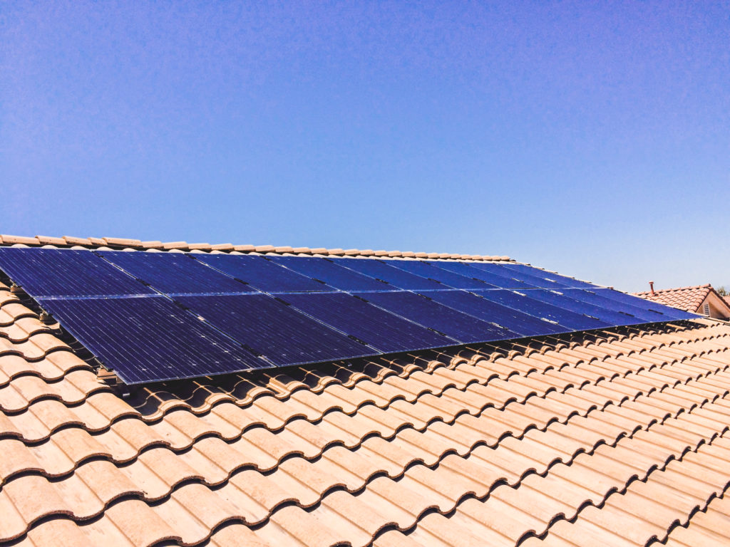 Mountain's Edge Solar Panel Installation - Solup