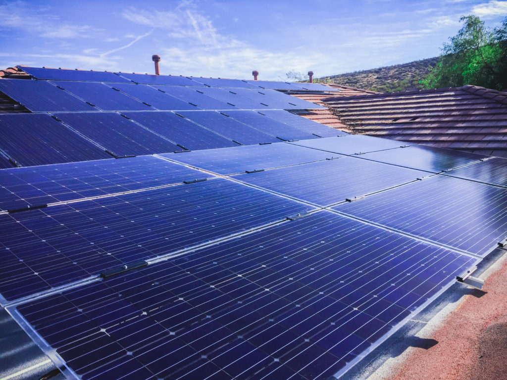 Summerlin Solar Panel Insallation - Solup