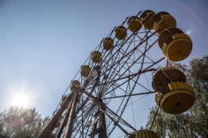 A bright sunny future for Chernobyl