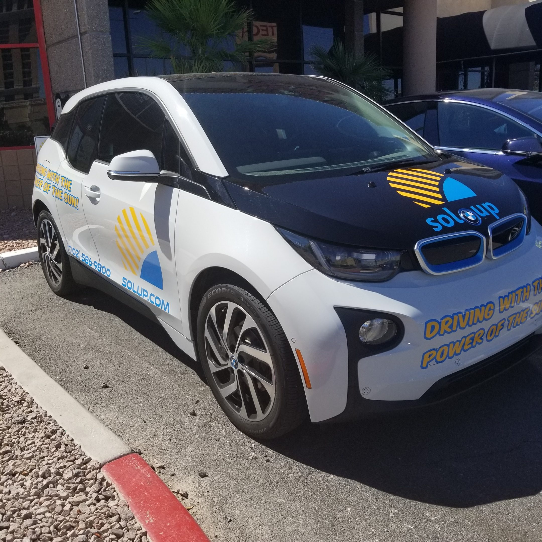 Electric Vehicle Ed By Solar Energy